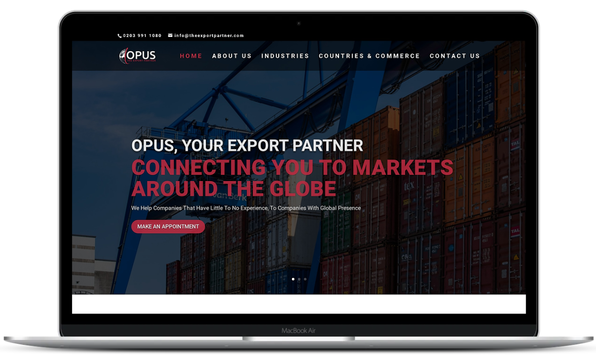 Opus The Export Partner